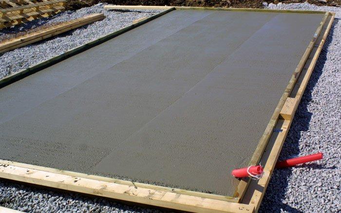 Ferdigarmert betong